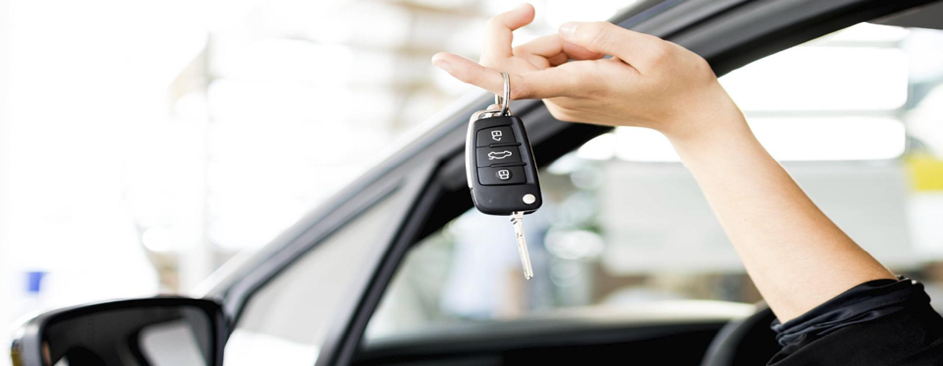 Car hire key
