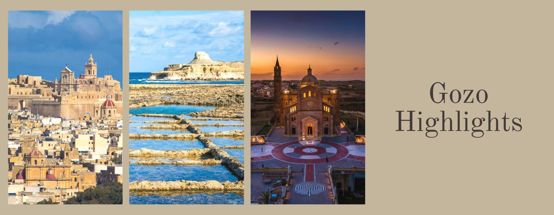Gozo private tour with driver