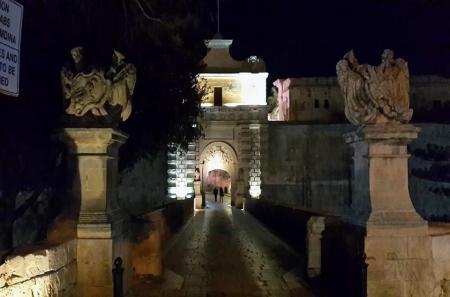 Mdina Entrance
