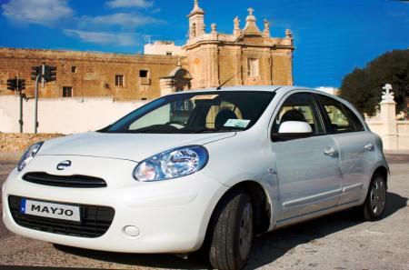 autonoleggio Gozo