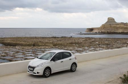La tua macchina a Gozo