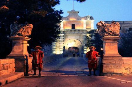 Mdina antica capitale di Malta