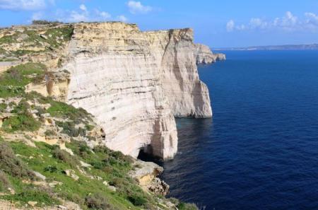 Sannap cliffs