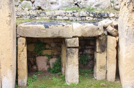 I templi di Ggantija