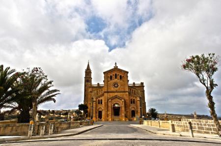Ta Pinu in Gozo