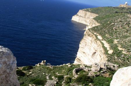 Les falaises de Dingli