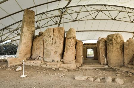 Temples megalithiques de Malte