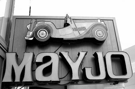 Mayjo sign