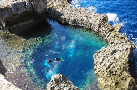 Gozo is top world diving destination