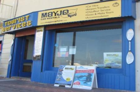 Mayjo office in Marsalforn