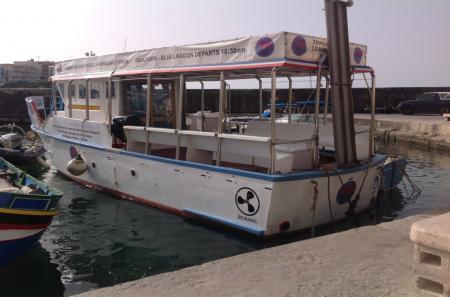 Boat trips around Gozo and Comino