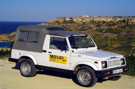 Jeep tours around Gozo