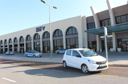 Airport rental deals