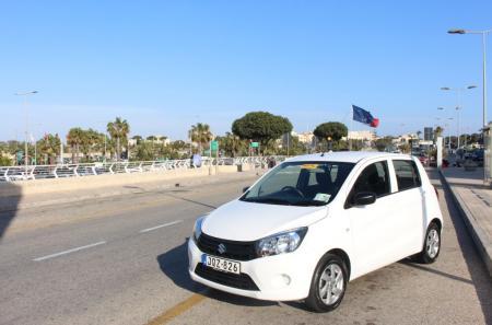 Malta Rental Car Jeep