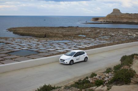 low cost car hire in Gozo