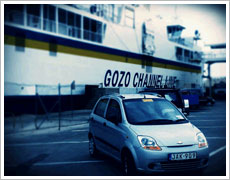 car hire harbour