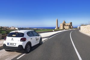 Mayjo car rental in Gozo