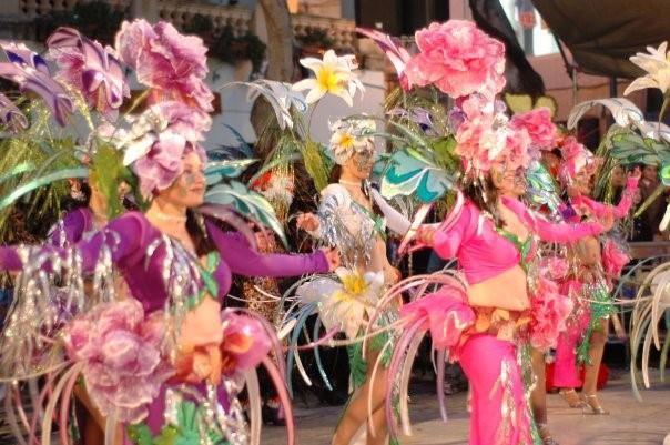 Carnival Dancing