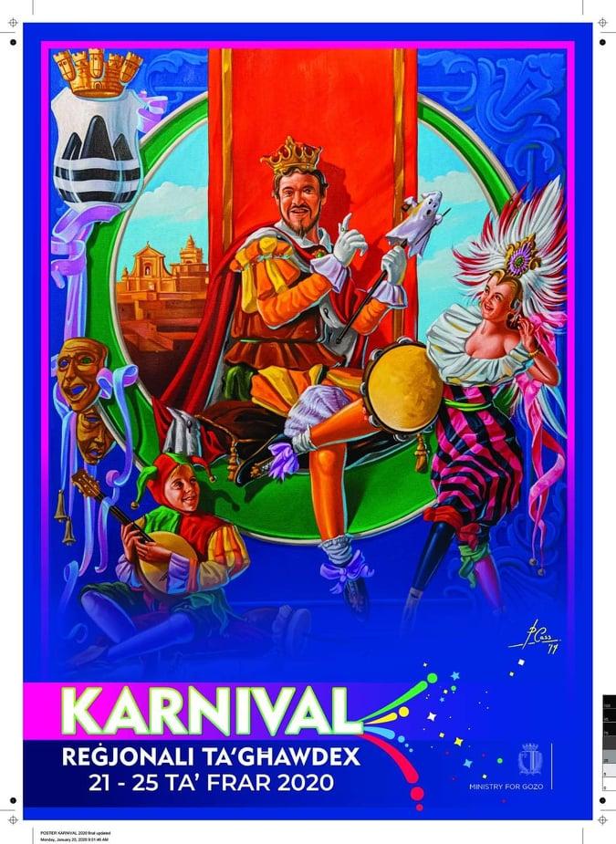 Carnival in Gozo
