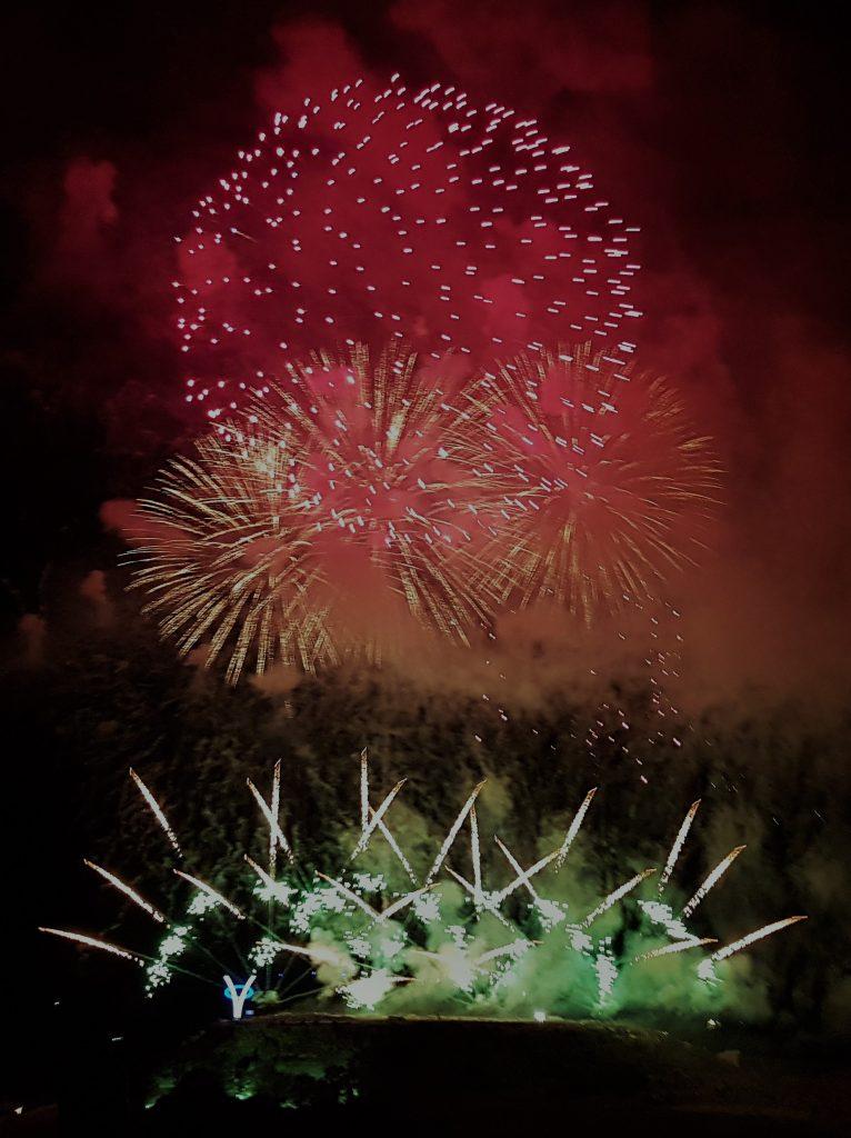 Fireworks in Gozo